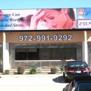 10mm LED sign 17084 North Dallas Pkwy. Dallas TX